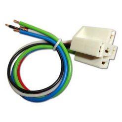 Разъем реле с проводами