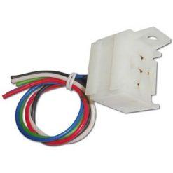 Разъем реле с проводами наборной