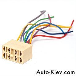 Разъем выключателя клавиши ВАЗ 2101-2107 с проводом