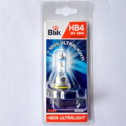 BLIK 42332 HB4 55W P22d 12v ULTRALIGHT + 120%