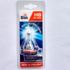 BLIK 42377 H8 35W PGJ19-1 12v ULTRALIGHT + 120%