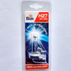 BLIK 42349 H27 27W PGJ13 12v ULTRALIGHT + 120%