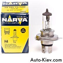 Narva 48892 H4 75/70w 24v P43t-38