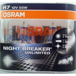 Osram 64210NBU H7 Night Breaker Unlimited +110%