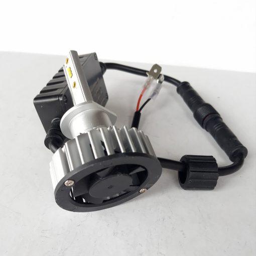 LED AllLight F2 H1 50W 6500K 7000LM с вентилятором (PHILIPS technology)