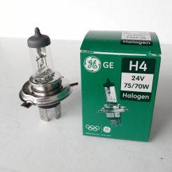 GE 38836 H4 75/70w TU 50450U E1 P43t 24v
