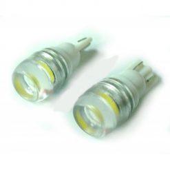 светодиод T10 c обратной линзой