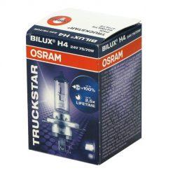 Osram 64196TSP H4 TRUCKSTAR PRO +100% 75/70W 24v