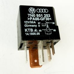 AUDI VW 7NO951253 Реле 50A 12v Germany