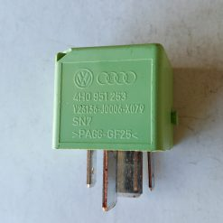 Реле 70А 12V AUDI VW 4H0951253 (644) Made in Portugal оригинал
