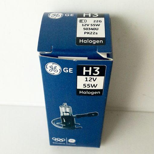 GE 50340 H3 55w 12v PK22s