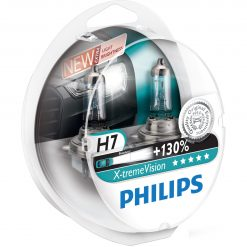 Philips 12972XV+S2 H7 X-tremeVision 55w 12v PX26d (+130%)