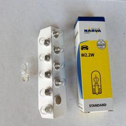 Narva 17059 W2.2W 12v W2x4,6d