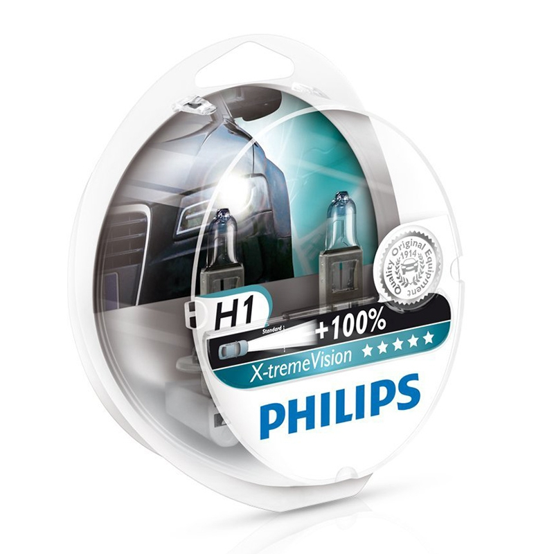 Philips 12258XV H1 X-tremeVision 55w S2