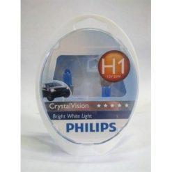 Philips 12258 H1 CV Crystal Vision 4300K 55w 12v