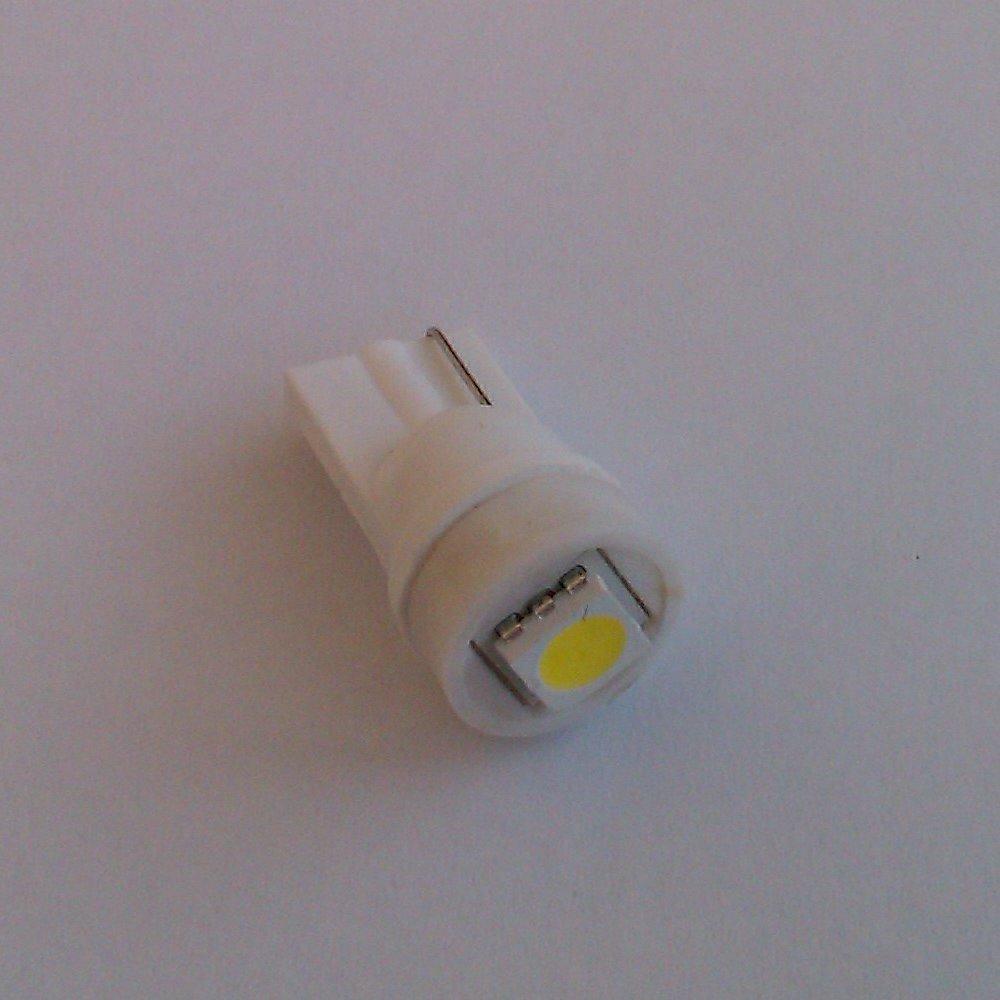 светодиод T10 1smd 5050 12v 12Lm производство Crystal Light