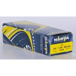 Narva 17039 1.2W 24v B8,5d