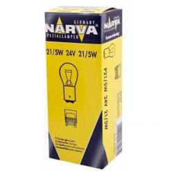 Narva 17925 P21/5W 24v BAY15d
