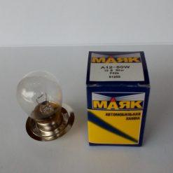 Маяк 61250 A 12-50 P42s 50W 12v - лампа для тракторов