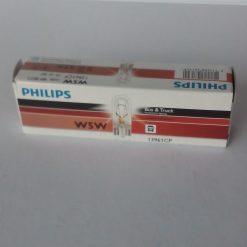 Philips 13961 W5W 24v W2,1x9,5d