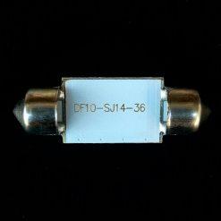 Автолампа Festoon 12×36 LED COB SV8,5 12v 150Lm.