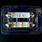 Автолампа Festoon 8,5×41 LED 6smd 3528 SV8,5 12v 100Lm