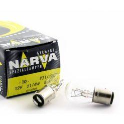 Narva 17881 P21/4W 12v BAZ15d
