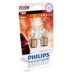 Philips 12499 21/5W PR 12v BAY15d B2