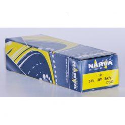Narva 17061 3W 24v BA7s