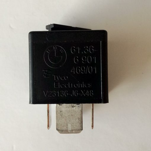 Реле 70А 12V BMW 61 36 6 901 469 V23136-J6-X48 Tyco Electronics
