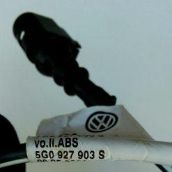 Жгут проводов VW Audi 5G0 927 903 S датчика числа оборотов (слева спереди)