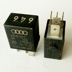 реле 20A 12V AUDI 4H0 951 253 C SN7 ++094631A V23074-A1001-X091 Made in Portugal