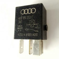 реле 20A 12V AUDI 4H0 951 253 C SN7 ++094631A V23074-A1001-X091 Made in Portugal