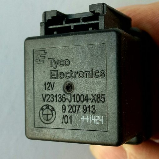 Реле 70А 12в V23136-J1004-X85 Tyco Electronics BMW 9 207 913