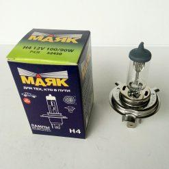 Маяк 52450 H4 100/90W P43t 12v