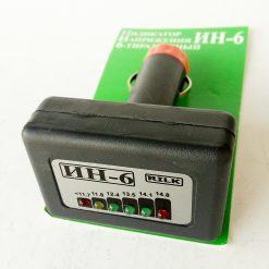 Светодиодный индикатор напряжения ИН-6