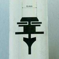 Резинка стеклоочистителя Lavita LA233003 610mm