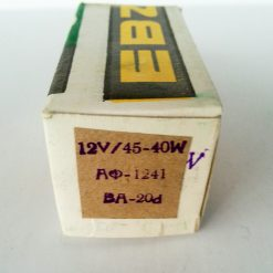 АФ-1241 S2 45/40w 12v BA20d мотолампа