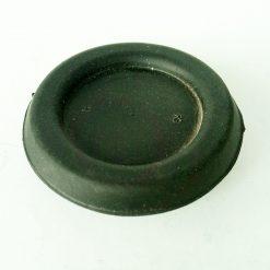 Заглушка на отверствие 28мм резиновая. Наружный диаметр 40мм