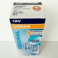 Osram 7515 W21/5W W3x16g 12v