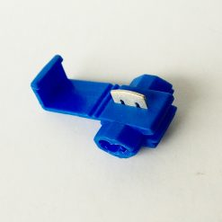 Колодка соединительная (коннектор) под провод 1_1,5мм.кв. синяя