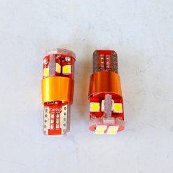 Светодиод Т10(W5W) 12smd (3030) canbus, обманка, драйвер 12-24v
