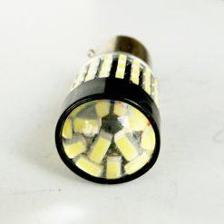светодиод T25 54smd 3014 10-30v белый. Цоколь - BAY15d. Работа в сетях 12v и 24v