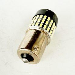 светодиод T25 54smd 3014 10-30v белый. Цоколь - BA15s. Работа в сетях 12v и 24v
