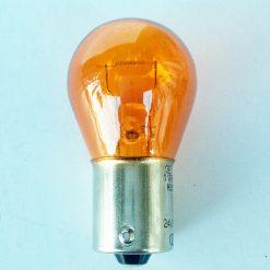 GE 17250 PY21W Amber 21W 24v BAU15s