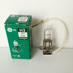 GE 50350U H3 70W PK22s 24v