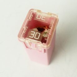Предохранитель Littelfuse 0495030 TXN 30A JCASE ® Cartridge Fuse 0495030.TXN