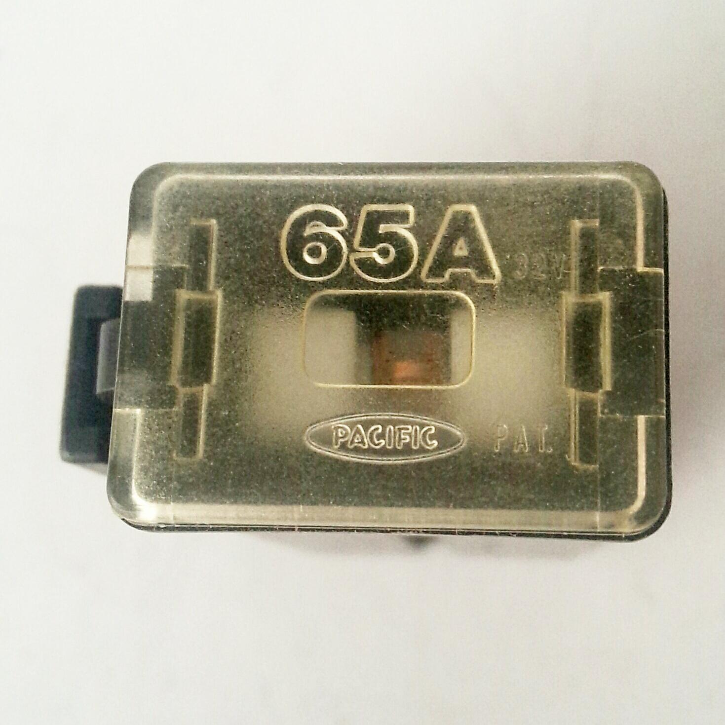 Предохранитель 65A тип PAL - Female Slot