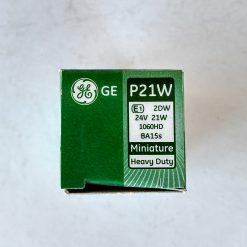 GE 37895 Р21W BA15s 24V
