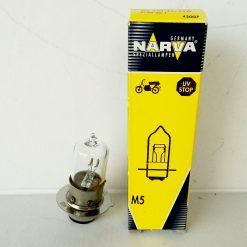 Мотолампа галогеновая Narva 42007 M5 35/35w 12v P15d-25-1 12v